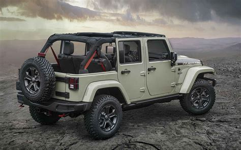2018 Jeep Wrangler Diesel Price And Release Date Cars
