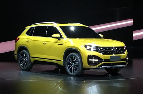 Volkswagen Models 2020 by Volkswagen To Launch 12 China Only Suvs By 2020 Autocar