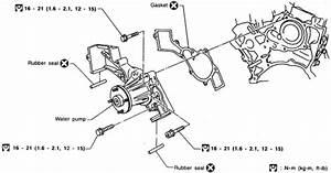 1994 Nissan Pathfinder Engine Diagram