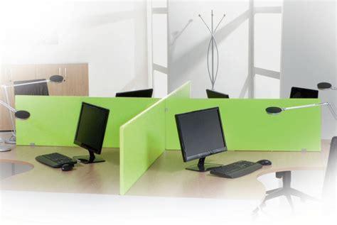 bureau d 騁udes acoustique qualidesk claustra cloison mobile et 233 crans de bureau
