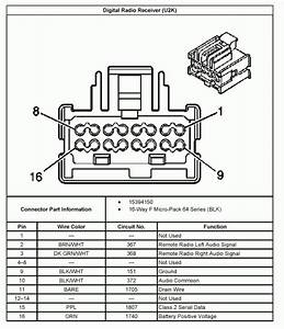 2004 Pontiac Grand Prix Gtp Radio Uc6 Wiring Diagram