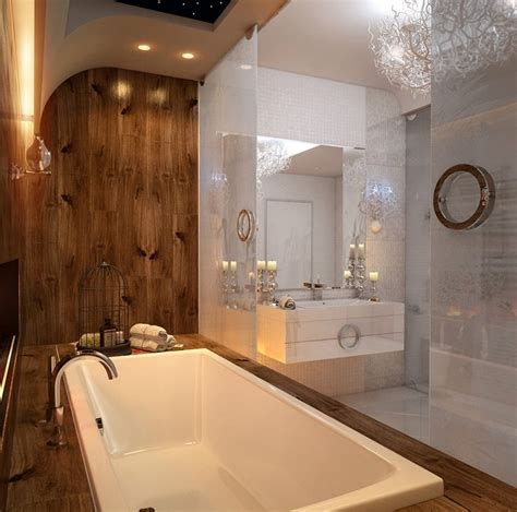 beautiful wooden bathroom designs inspiration and ideas