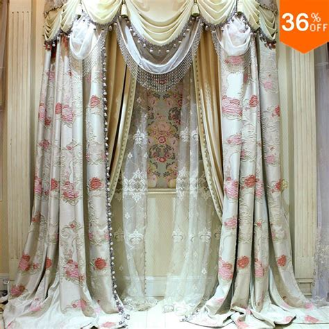 aliexpress buy 3d flower curtains for dressing room