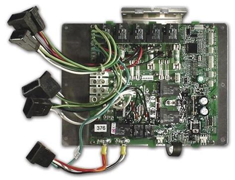 Hot Tub Circuit Boards Relays Spa