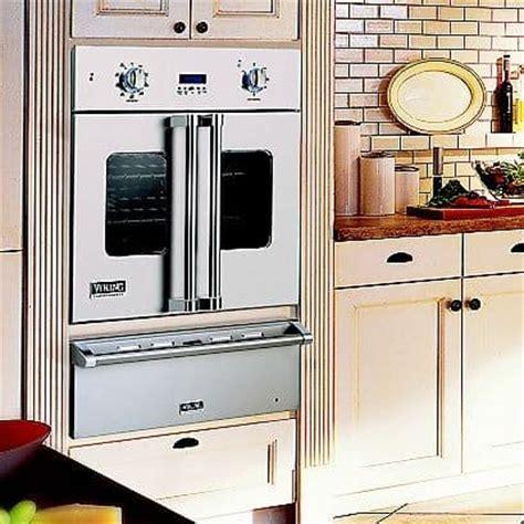 viking vsofbk   single french door wall oven   cu ft vari speed dual flow