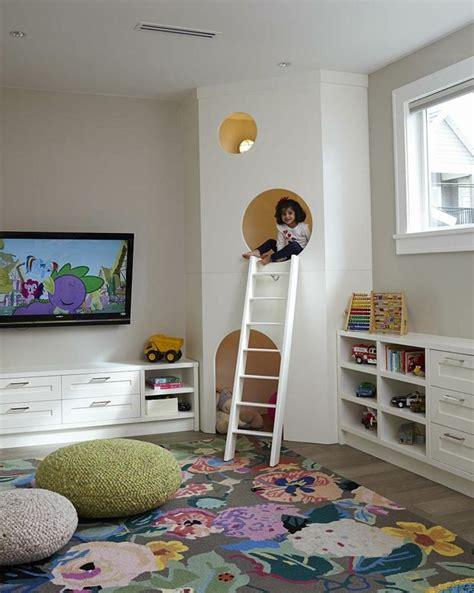 jeux de decoration de chambre déco chambre enfant des cachettes et des aires de jeux