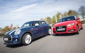 Essai Audi A1 : essai comparatif mini cinq portes contre audi a1 sportback l 39 automobile magazine ~ Medecine-chirurgie-esthetiques.com Avis de Voitures