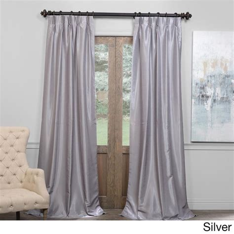25 best ideas about faux silk curtains on