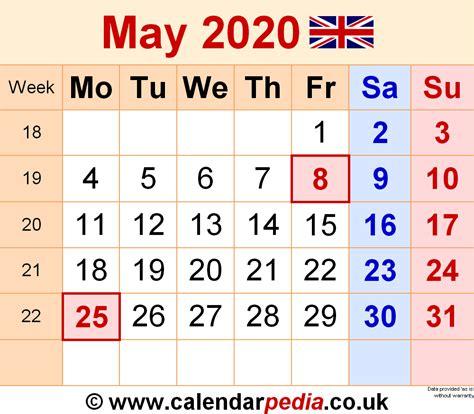 calendar   uk  excel word   templates