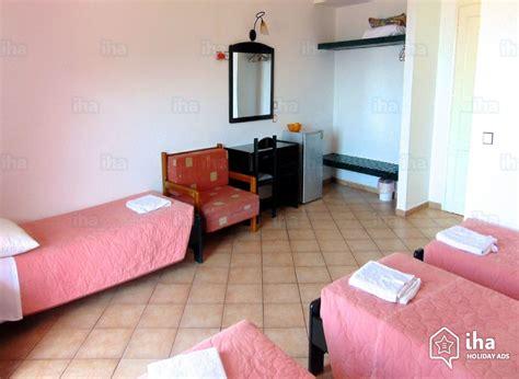 chambre habitat chambres d 39 hôtes à agios gordios dans un resort iha 46580