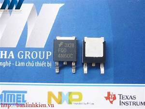 4n60 To252 Mosfet N