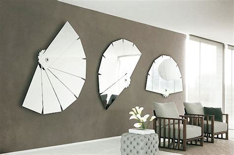 10 Cool And Unusual Wall Mirrors  Design Swan