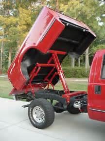 stealth dump trucks inc pick up truck dump bed kits 757