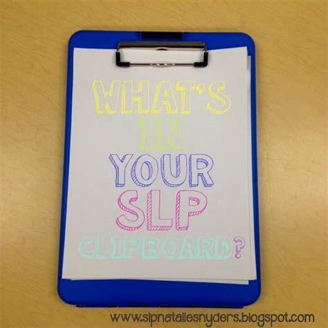 where s my clipboard on my phone what s in your clipboard natalie snyders slp