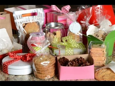 christmas cookies to give as gifts christmas cookies gift giving ideas joyofbaking com youtube