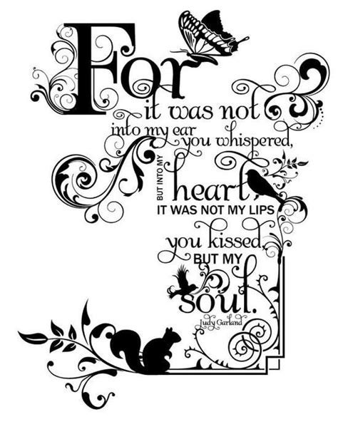 Judy Garland quote. | Judy garland quotes, Words, Lettering