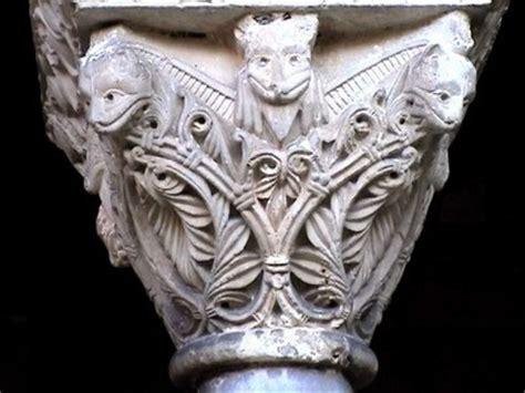 si鑒e de montauban le cloître de moissac chapiteaux décoratifs diocèse de montauban