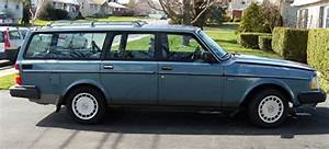 1986 Volvo 240 Station Wagon Manual Transmission 4 Speed W