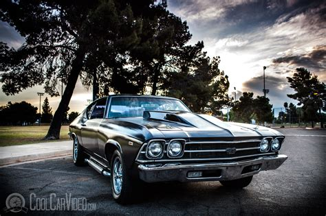 1969 Chevy Chevelle Wallpaper by 1969 Chevelle Ss With 454