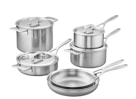 cookware budget every clad stainless demeyere industry 1000