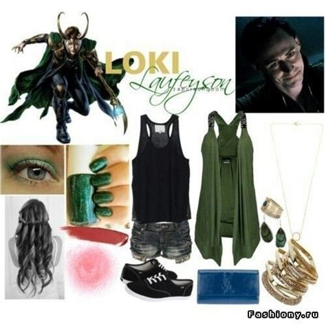 17 Best Images About Loki Inspired Outfits Dresses And