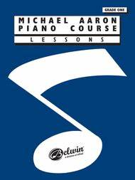 Michael Aaron Piano Course - Lessons - Grade 1 Sheet Music ...