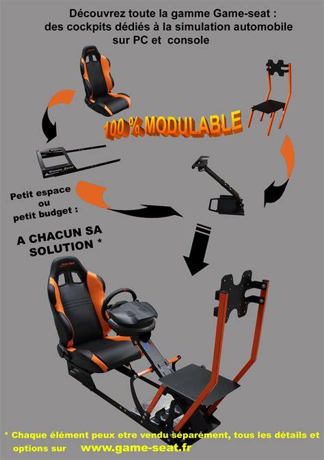 siege de jeux seat supports volants et siège de jeu pour consoles