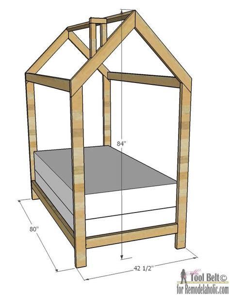 build a house free 17 best ideas about house beds on kid beds