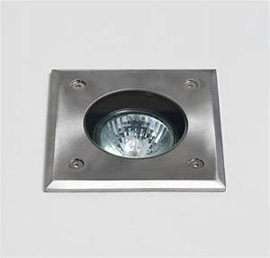Astro gramos square ip outdoor recessed ground light