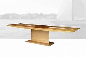 Table 16 Personnes : table de repas pure extensible bois et corian 8 16 personnes incroyable table a rallonge pour 16 ~ Teatrodelosmanantiales.com Idées de Décoration