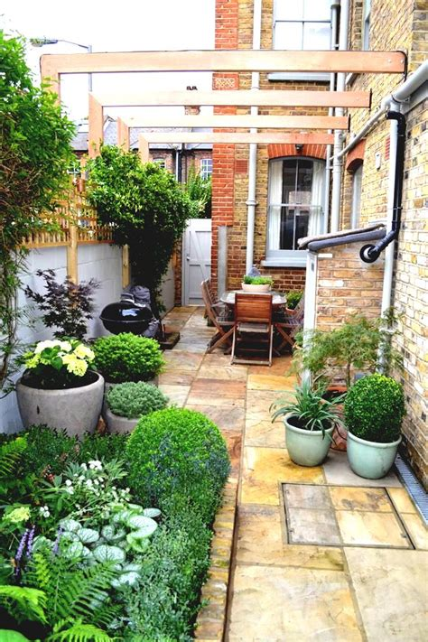 garden design ideas victorian terrace hawk haven