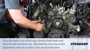 Ford 6 0 Powerstroke Belt Tensioner Replacement