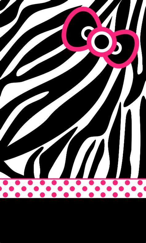 Hello Animal Print Wallpaper - hello zebra imagui