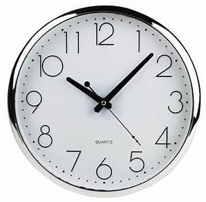 Horloge Moderne Murale : pendule murale ~ Teatrodelosmanantiales.com Idées de Décoration