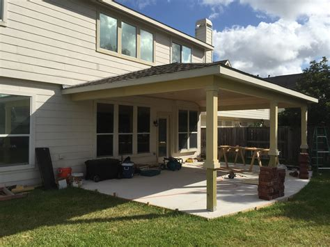 Patio Covers by Patio Cover In Cypress Hhi Patio Covers