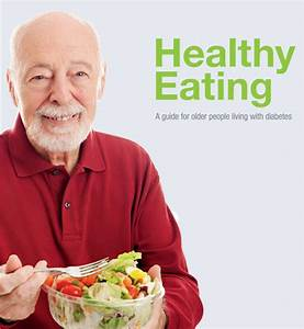 Healthy eating for older people