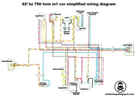 Simplified Minimal Csr Wiring Diagram Kzrider