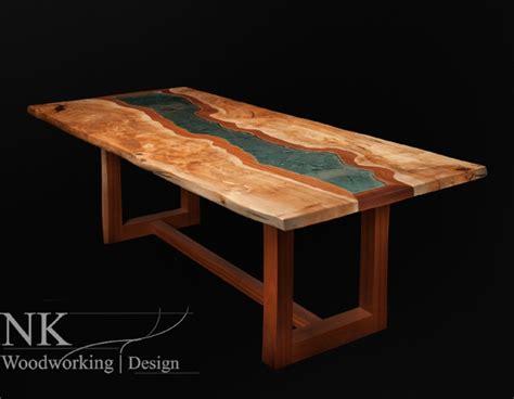 custom wood furniture reclaimed table art seattle