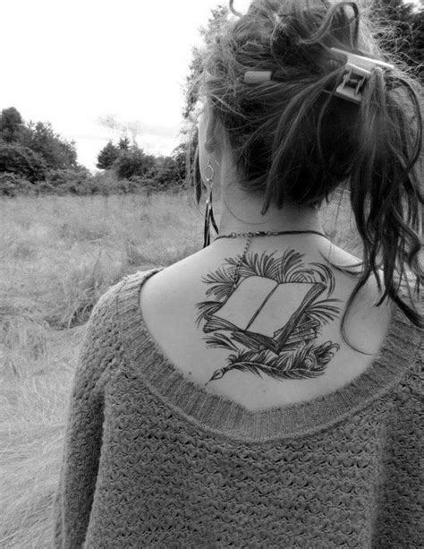 44 Adorable Tattoo Designs for Book Lovers | Book lovers and Tattoo designs