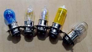 Pilih Lampu Utama Sepeda Motor