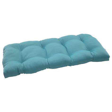 loveseat cushions indoor pillow indoor outdoor forsyth wicker loveseat
