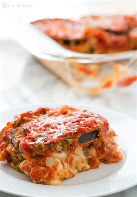eggplant recipes eggplant parmesan recipe simplyrecipes com