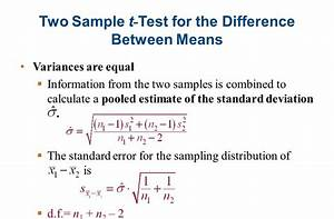 Two Mean Sample Size Calculator