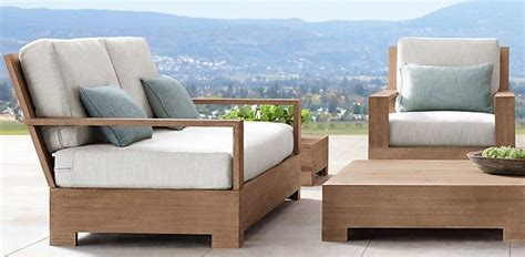 premium woods restoration hardware outdoor furniture