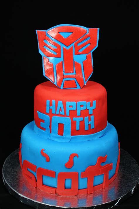 transformer cakes decoration ideas  birthday cakes