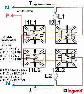 Schema Electrique Va Et Vient 3 Interrupteurs : branchement installation lectrique circuits va et vient avec 2 interrupteurs en off et courant 130v ~ Medecine-chirurgie-esthetiques.com Avis de Voitures