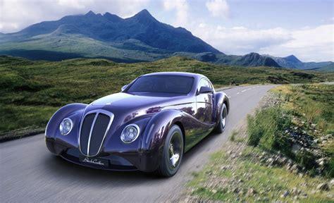 V12復古跑車現身 神秘車廠《eadon Green》正式發表《black Cuillin》