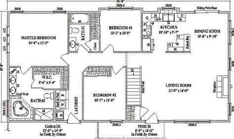 house plans open concept ranch  home plans design
