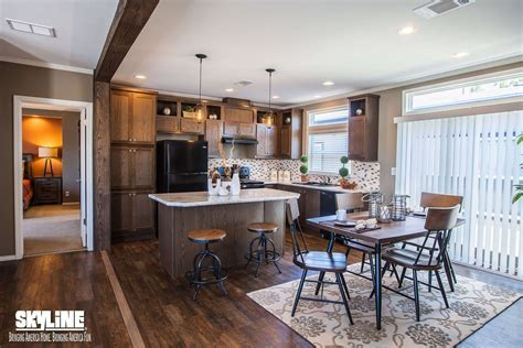 The Victory / D632 by Skyline Homes