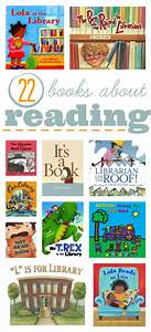 Picture Books About Reading - No Time For Flash Cards